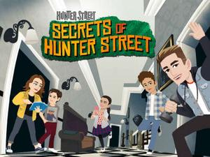 Hunter Street: Secrets Of Hunter Street Adventure game