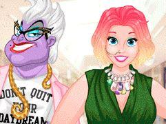 Princess Curvy Fashion game