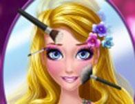 play Modern Princess Perfect Makeup