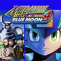 play Mega Man Battle Network 4 Blue Moon