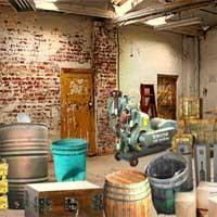 play Can You Escape Warehouse