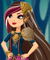 play Ramona Badwolf Dress Up Game