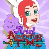 play Ariel Adventure Time Fan