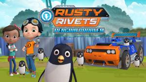 play Rusty Rivets: Penguin Problem!