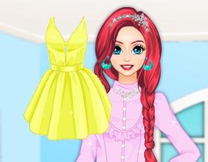 play Ariel'S Fashion Crush