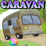 Caravan Escape game
