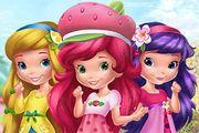 play Strawberry Shortcake Fashion Girl