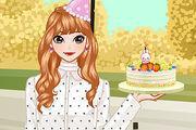 My Birthday Cake Girl game