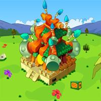 play Games2Jolly Charmer Escape
