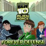 play Ben 10 Alien Force Forever Defence
