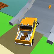 play Cargo Carrier: Low Poly