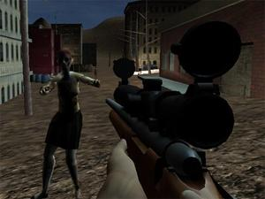 Valley Gun Zombies game