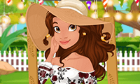 play Princess Garden Party