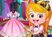 play Baby Hazel Dressmaker