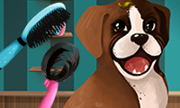 play Become A Puppy Groomer