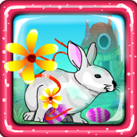 play Easter White Bunny Escape