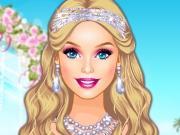 play Barbie'S Tropical Wedding