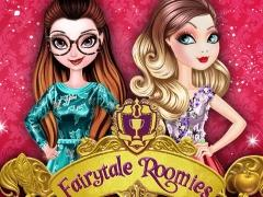 play Fairytale Roomies