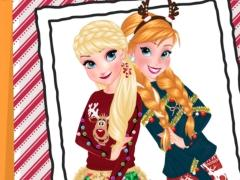 play Sisters Ugly Xmas Sweater