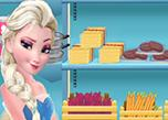 play Elisa Burger Maker