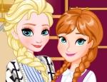 Elsa'S Snapchat Challenge game