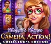 play Maggie'S Movies: Camera, Action! Collector'S Edition