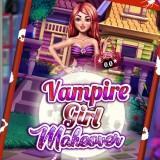 Vampire Girl Makeover game