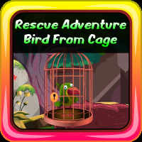 Rescue Adventure Bird From Cage game