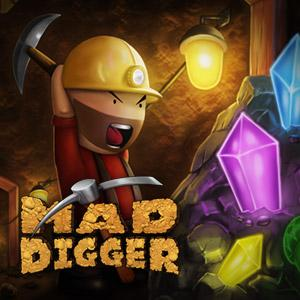 Mad Digger game