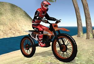 Moto Trials Beach 2 game