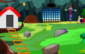 Cute Village Escape game