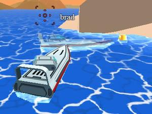 Speedboats.Io game