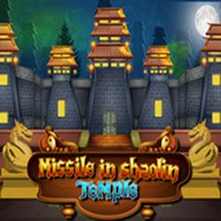 Missile In Shaolin Temple game