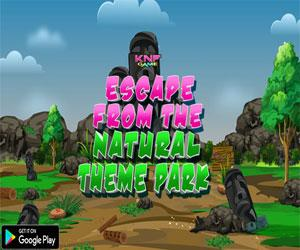 Escape From The Natural Theme Park game