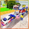 play Car Transporter 3D Trailer Sim