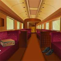 Can You Escape Boy In Train 2 game