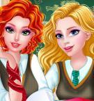 Princesses At Royal College game