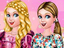 play Barbie Spring Fashion Show