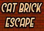 Cat Brick Escape game