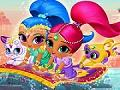 Shimmer And Shine Differences game