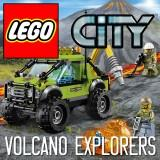 Lego My City 2 Volcano Explorers game