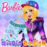 Barbie Hoodie Design game