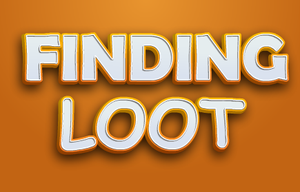 Finding Loot game