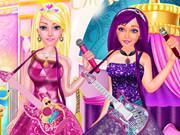 Barbie Princess And Popstar game