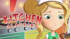 Kitchen Slacking game