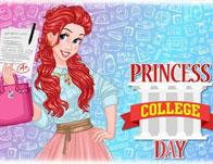play Princess College Day