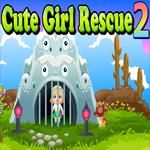 Cute Girl Rescue 2 game