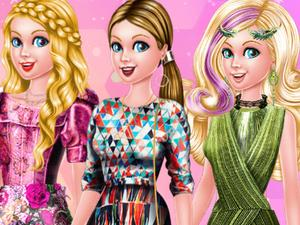 play Barbie Spring Fashion Show