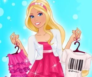 play Barbie Girly Vs Boyish