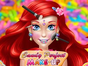 Candy Perfect Makeup game